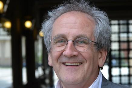 Reinhard Kahl erhält den Human Award