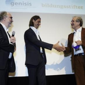 Reinhard Kahl erhält den Vision Award 2013