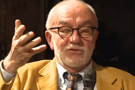 Im Gespräch mit Ernst Peter Fischer