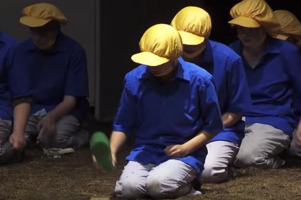 Theater träumt Schule: Wie ein Orchester die Schule verändert
