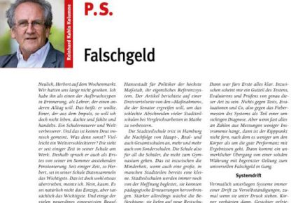 PS 5 Falschgeld